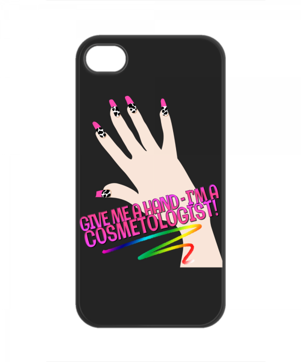 Give me a Hand - I'm a Cosmetologist – iPhone 4 ...