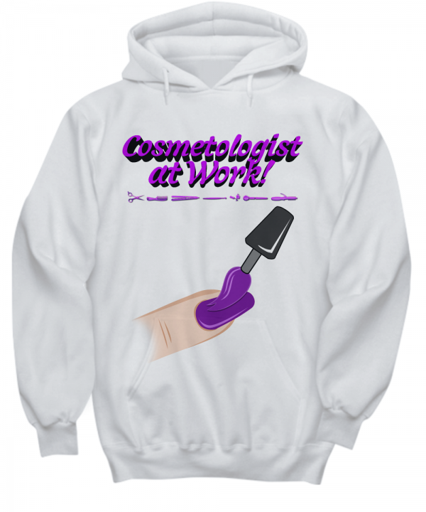 Cosmetologist at Work – Hoodie Jacket