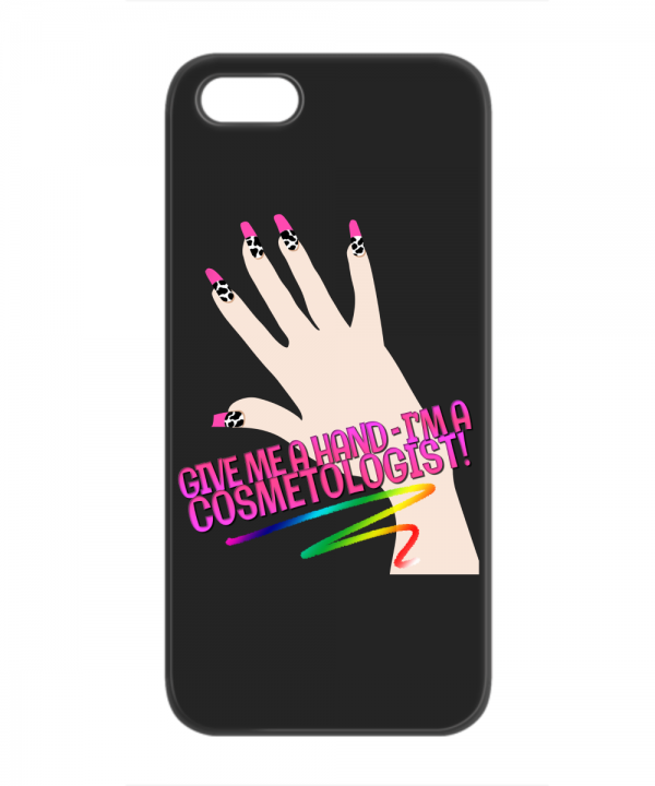 Give me a Hand - I'm a Cosmetologist – iPhone 5 ...